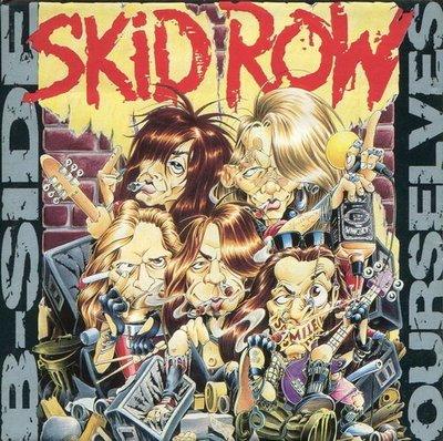 《絕版專賣》Skid Row 史基洛樂團 / B-sides Ourselves 名曲重唱特輯 (德版)
