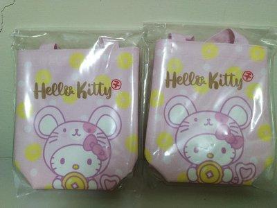 現貨 全新7-11 Hello Kitty 金鼠年系列小提包 另售7-11福袋 泡泡先生午茶盤 卡娜赫拉的小動物 好想兔icash2.0 統一麵 許願星 白爛貓