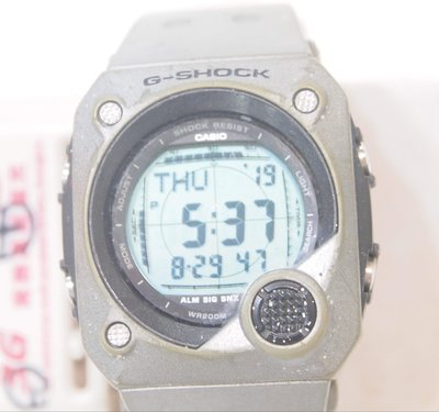二手, CASIO 原廠 G-SHOCK 運動手錶