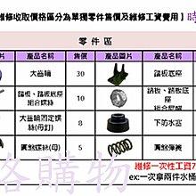 時尚網路購物a/專業經銷維修售零件:單賣大黑色圓形橡膠圈(下防水塞)