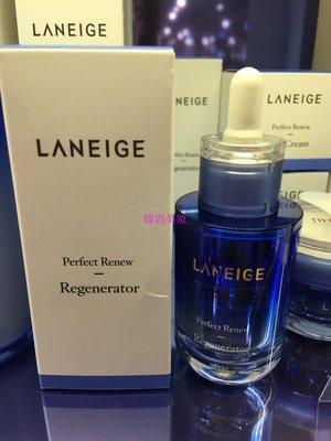 [ 韓尚美妝 ] 韓國 Laneige 完美新生肌能露Perfect Renew Regenerator