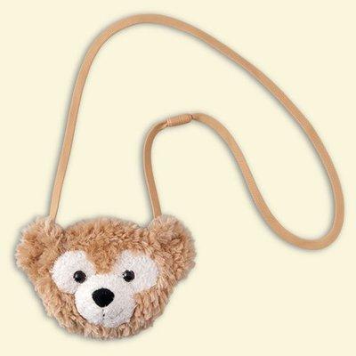全新現貨海洋迪士尼限定Duffy達菲熊 、雪莉玫 、史黛拉兔票卡包零錢包斜背包,單價950元