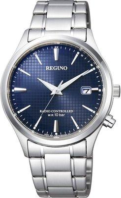 日本正版 CITIZEN 星辰 REGUNO KL8-911-71 電波錶 男錶 男用 手錶 太陽能充電 日本代購