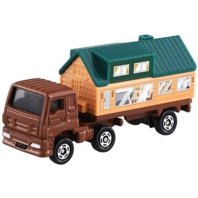 TOMICA 多美小汽車NO.089 拖車屋/ COCO咖哩餐車/ 漢堡車/ 薯條車/蔬果貨車/熊貓運輪車