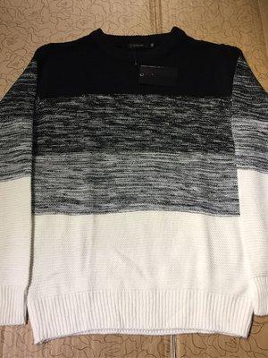 [變身館日本服飾]~Amorte~針織衫~毛衣~上衣~漸層~日本購入~全新現品~出清價~M