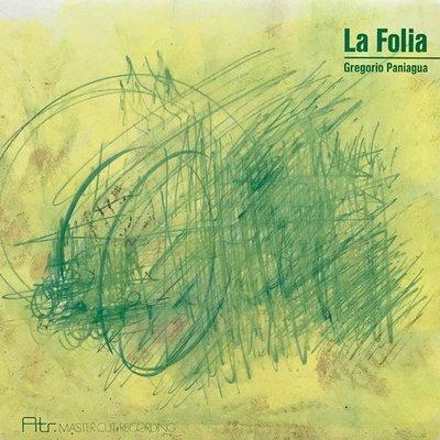 ATR黑膠唱片Gregorio Paniagua – La Folia De La Spagna (180gm HQ)