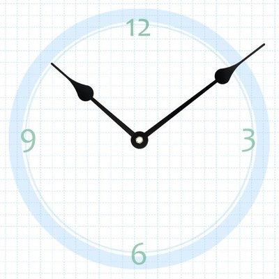 【鐘點站】T097067 SUN機芯專用 指針 / 分針9.7公分 時針6.7公分 / DIY 時鐘 掛鐘 鐘針