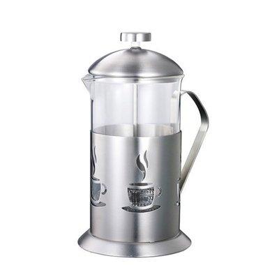 《享購天堂》妙管家特級不鏽鋼沖茶器700ml ㊣304不鏽鋼濾網泡茶壺 花茶壺 沖泡壺 中藥壺