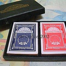 撲克牌 (2副)AIA 26th Summit Club Convention Las Vegas USA Poker