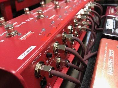 【成功樂器 . 音響】Evidence Audio SIS Monorail 免焊螺紋 導線 直頭 接頭 總代理公司貨