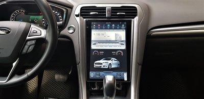 福特 FORD MONDEO MK5 (15-17) 2020新款12.4吋安卓9.0 PX6+4+32智能導航車機