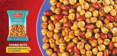 印度Chana Nut 休閒點心