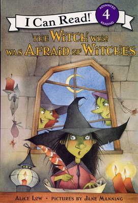 *小貝比的家*THE WITCH WHO WAS AFRAID OF WITCHES /L4/平裝/7~12歲