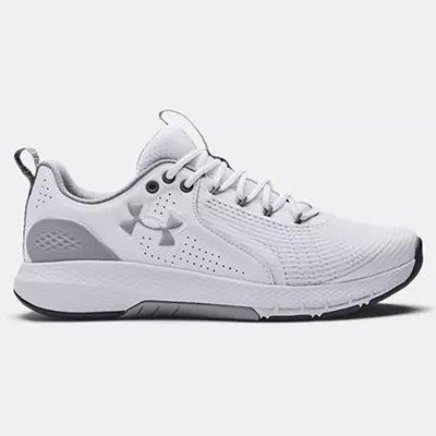 UA Charged Commit TR 3 男鞋 慢跑 訓練 透氣 穩定 白3023703-103零碼