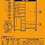 貳拾肆棒球-日本帶回日職棒讀賣巨人選手置物櫃等比例縮小桌上文具收納用locker