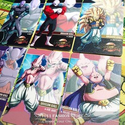 七龍珠 龍珠超 胖普烏 魔人普烏 吉連 悟天克斯 超級賽亞人3 icash2.0 悠遊卡 一卡通 限量 卡貼 DG003