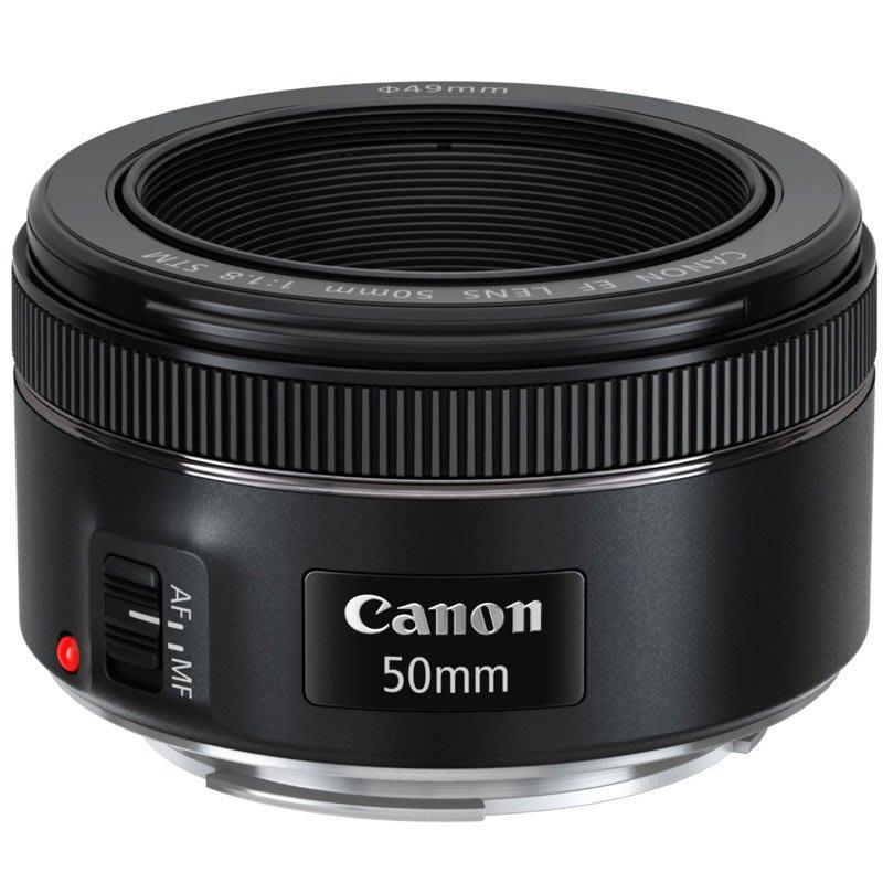【南國影像】【出租】Canon EF 50mm f/1.8 STM 鏡頭 標準 台南攝影棚 攝影器材 出租