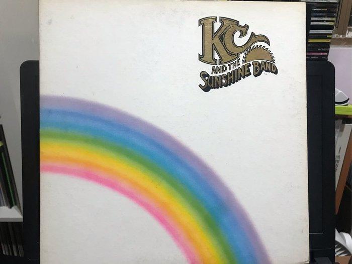 K.C. & The Sunshine Band 西洋 日版 黑膠唱片