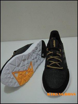 【喬治城】愛迪達 ADIDAS 男女款慢跑運動鞋(黑黃) G25770 特價2450元 超取免運