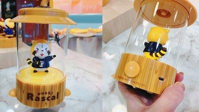 7-ELEVEN 小小浣熊 Puchi Rascal USB充電造型夜燈 集點送 超商 7-11 711