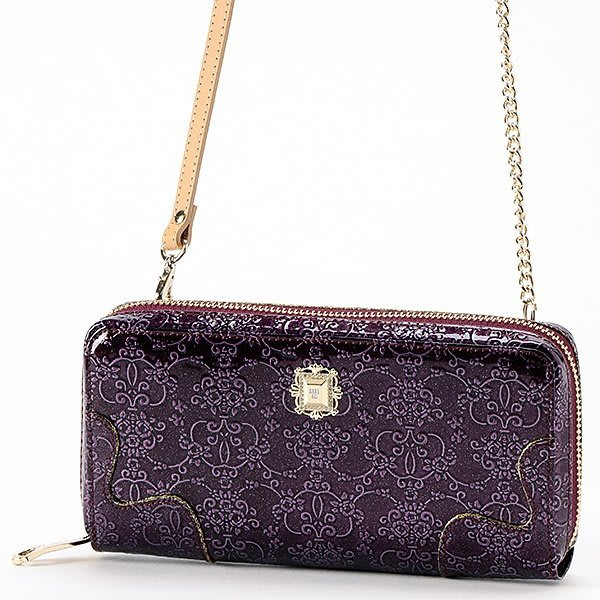 【真命天女】日本 Anna Sui安娜蘇 皮夾 長夾 財布 肩背包 斜背包 特價 代購201018497