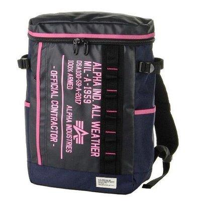 書包 學生背包ALPHA 書包 後背包DK-6006