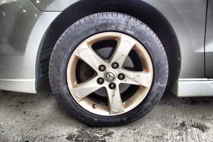 DJD19032724 Mazda5 馬自達5 輪胎更換一條3000