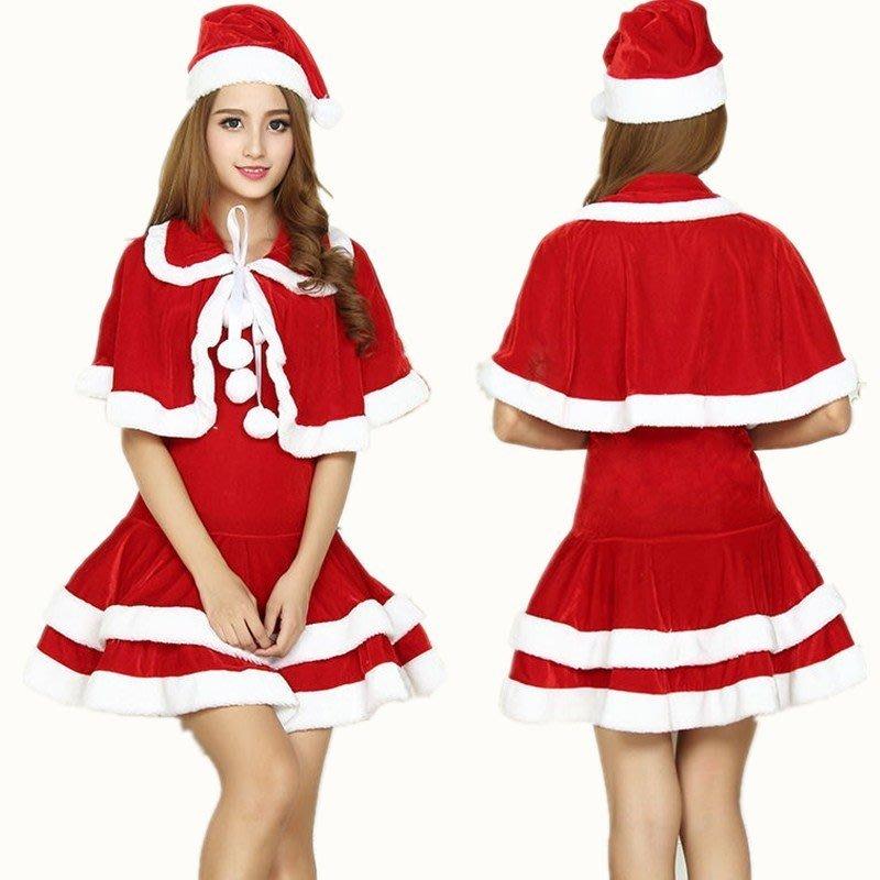 【洋洋小品金絲絨聖誕裙洋裝XS12】成人聖誕服裝聖誕節服裝聖誕婆婆服裝聖誕老公公服裝女孩聖誕裙聖誕帽聖披肩聖誕樹聖誕燈聖誕花圈
