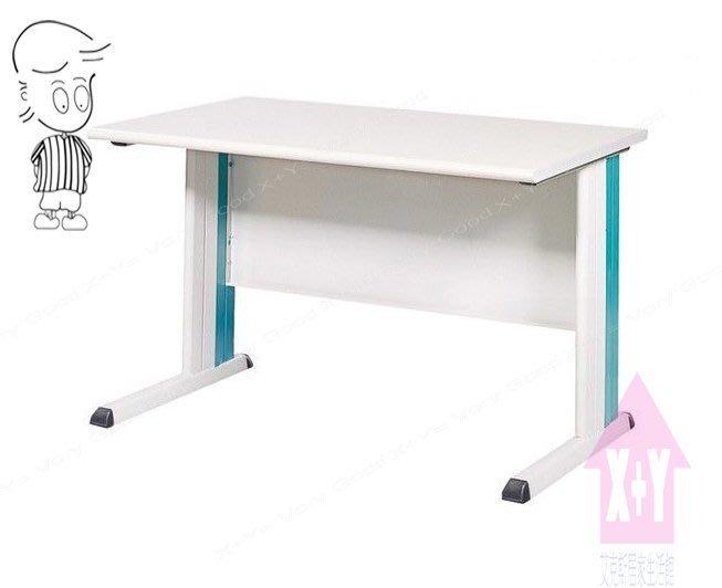 【X+Y時尚精品傢俱】OA辦公桌系列- 905檯面KD-100(綠)辦公桌空桌.職員桌.台南市OA辦公家具