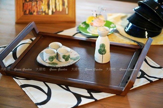 柚木 托盤【大綠地家具】100%印尼柚木實木/經典柚木/茶盤/點心盤/餐盤/餐墊/下午茶托盤