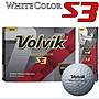 青松高爾夫   Volvik golf  WHITECOLOR S3 ...