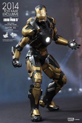 《藍鯨模型》HOT TOYS MMS248 鋼鐵人限定版 蟒蛇 MARK20/馬克20