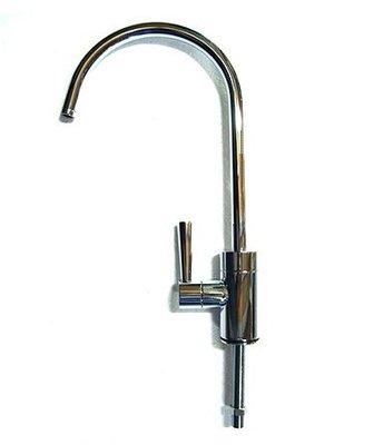 【津豪淨水】美式大勾管陶瓷鵝頸龍頭FW-1DVB(2分規格) NSF、杜絕重金屬/無鉛設計