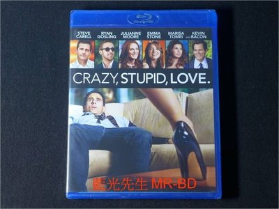 [藍光BD] - 熟男型不型 Crazy Stupid Love -【 名魔生死鬥 】史提夫卡爾