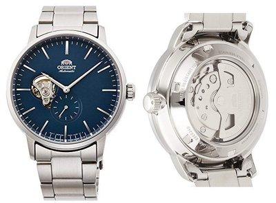 日本正版 Orient 東方 RN-AR0101L 男錶 男用 手錶 日本代購