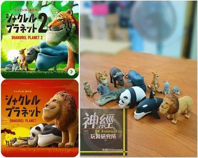 【神經玩具】缺貨 T-ARTS 扭蛋 戽斗動物園 1+2彈 全12種 熊貓之穴 轉蛋 非休眠動物園 厚道星球 厚到