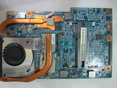 筆電散熱器含風扇 ACER Aspire 4810T JM51 獨顯 只有散熱器含風扇 台北市