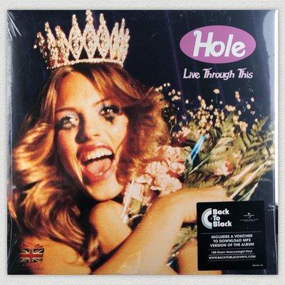 [英倫黑膠唱片Vinyl LP] 空洞合唱團/靠這過活 Hole / Live Through This