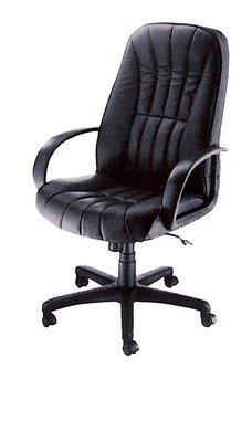 【南洋風休閒傢俱】辦公家具系列-有手辦公椅 辦公書桌椅 (金631-2)