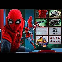訂單 Hottoys 1/6 Spider-Man: Far from Home - Spider-Man (Homemade Suit Ver.)
