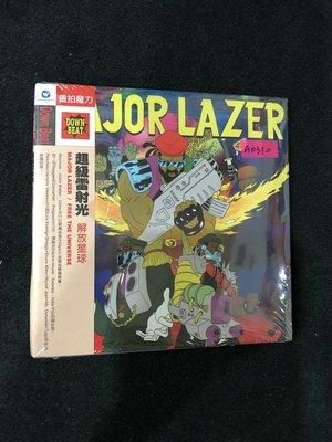 *還有唱片二館*MAJOR LAZER/FREE THE UNIVERSE 全新 A0310(下標幫結)