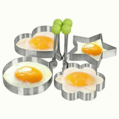 加厚不鏽鋼煎蛋模  煎蛋模具 煎蛋模具 廚房 烘培