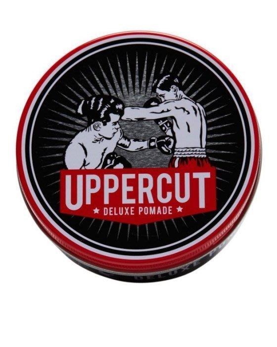 便宜生活館【造型品】澳洲頂級髮蠟 UPPERCUT DELUXE POMADE 水基 油頭專用 髮油 持久不變(可超取)