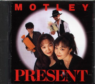 K - MOTLEY - PRESENT - 日版 CD