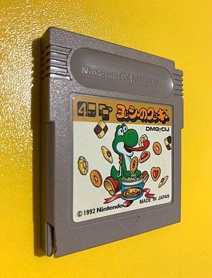 幸運小兔 GB遊戲 GB 耀西的餅乾 Yoshis Cookie 任天堂 GameBoy GBC、GBA 適用 F3
