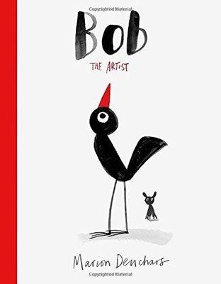 *小P書樂園* Bob the Artist 精裝