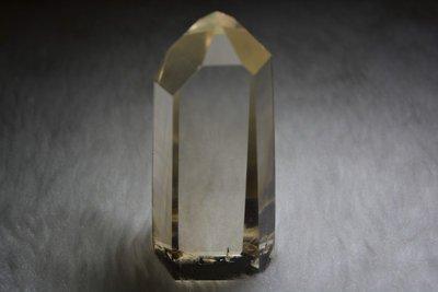 容際水晶 天然水晶 黃水晶柱 #64 《免運費》