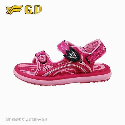 [統帥鞋城]G.P阿亮代言G6909童涼拖590免運費