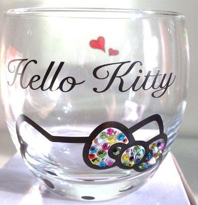 東京家族 kitty 高級正版水晶玻璃杯 精緻家具 現貨