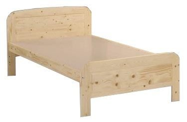 桃園國際二手貨中心 --- 房東的最愛 --- 雙人松木床架